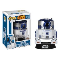 FIGURA POP STAR WARS R2D2