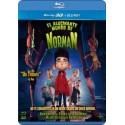 El alucinante mundo de Norman Blu Ray/3D