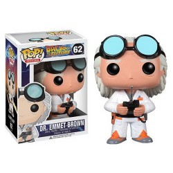 FUNKO POP MOVIES REGRESO AL FUTURO: DOC