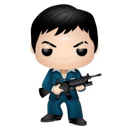 FIGURA POP MOVIES SCARFACE TONY MONTANA