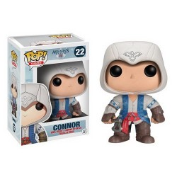 FIGURA POP VIDEOJUEGOS: ASSASINS CREED CONNOR