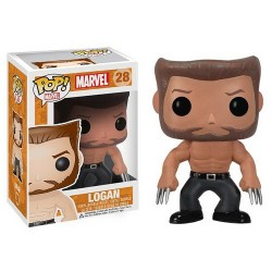 FIGURA POP MARVEL LOBEZNO LOGAN