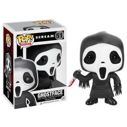 FUNKO POP MOVIES: SCREAM GHOSTFACE