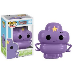 FIGURA POP HORA DE AVENTURAS LUMPY SPACE PRINCESS