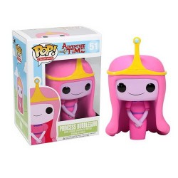 FIGURA POP HORA DE AVENTURAS BUBBLEGUM PRINCESS