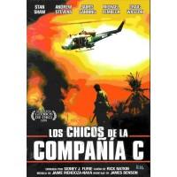 Los chicos de la compañía C DVD
