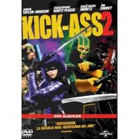 KICK ASS 2 DVD