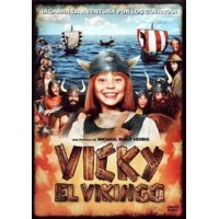 VICKY EL VIKINGO DVD