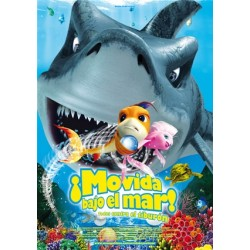 MOVIDA EN EL MAR (Shark Bait) DVD