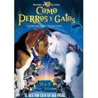 COMO PERROS Y GATOS DVD