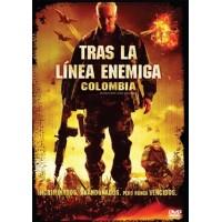 TRAS LA LINEA ENEMIGA COLOMBIA dvd - MC0670CRT3609