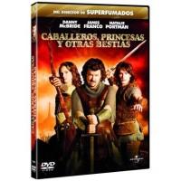 CABALLEROS Y PRINCESAS Y OTRAS BESTIAS DVD