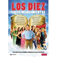 LOS DIEZ LOCOS MANDAMIENTOS DVD