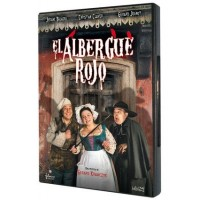 EL ALBERGUE ROJO DVD