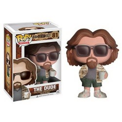 FIGURA POP MOVIES VINILO EL COLEGA /THE DUDE