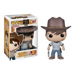 FIGURA WALKING DEAD: POP TV CARL