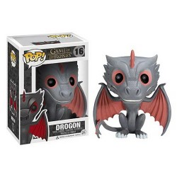 FIGURA POP MOVIE JUEGOS DE TRONOS: DRAGON DROGON
