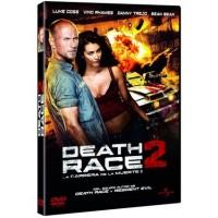 DEATH RACE 2 LA CARRERA DE LA MUERTE DVD