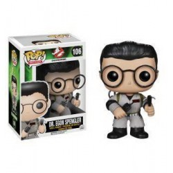 FIGURA POP MOVIES CAZAFANTASMAS DR EGON