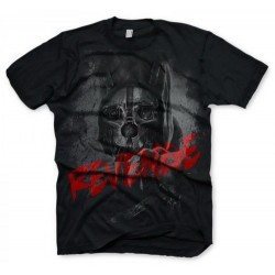 CAMISETA DISHONORED REVENGE XL