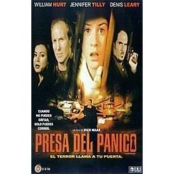 PRESA DEL PANICO