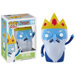 FIGURA POP HORA DE AVENTURAS : ICE KING