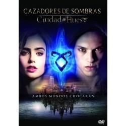 CAZADORES DE SOMBRAS CIUDAD DE HUESOS