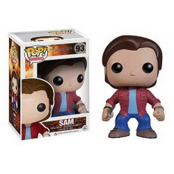 FIGURA POP TV SUPERNATURAL SAM