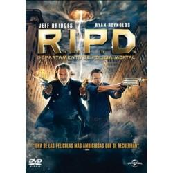 R.I.P.D. RIPD DEPARTAMENTO DE POLICIA MORTAL