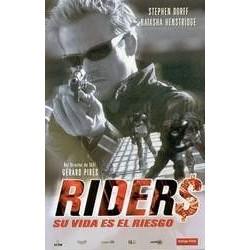 RIDERS (SU VIDA ES EL RIESGO)
