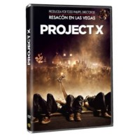 PROjECT X (PROYECTO X) DVD