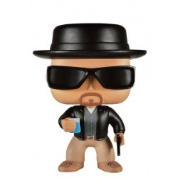 FIGURA POP BREAKING BAD: HEISENBERG