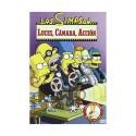 LOS SIMPSON LUCES CAMARAS ACCION
