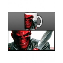 TAZA MARVEL RED SKULL