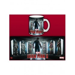TAZA MARVEL TONY STARK
