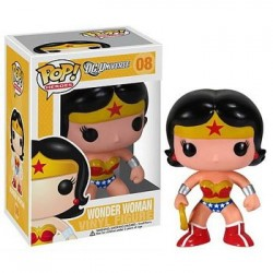 FIGURA POP DC : WONDER WOMAN
