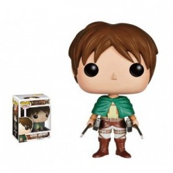 FUNKO POP ATTACK ON TITANS : EREN JAEGER