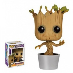 FIGURA POP MARVEL : GDLG GROOT MACETA DANCING