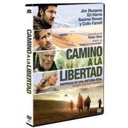 CAMINO A LA LIBERTAD (The Way Back)