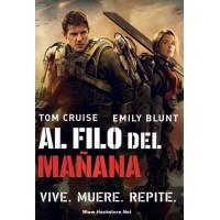 AL FILO DEL MAÑANA Dvd de Ficción