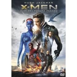 X MEN DÍAS DEL FUTURO PASADO DVD