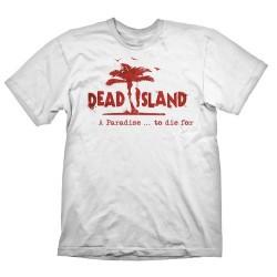 CAMISETA DEAD ISLAND PARADISE S