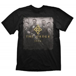 CAMISETA THE ORDER 1886 POSTER S