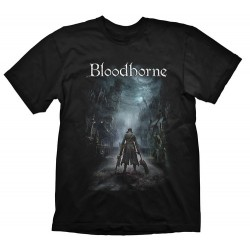 CAMISETA BLOODBORNE NIGHT STREET M