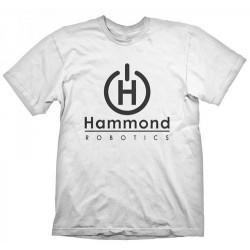 CAMISETA TITANFALL HAMMOND ROBOTICS L