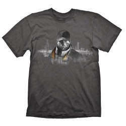 CAMISETA WATCH DOGS CHICAGO L