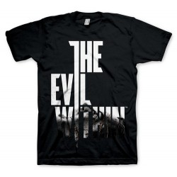 CAMISETA EVIL WITHIN WIRED XL