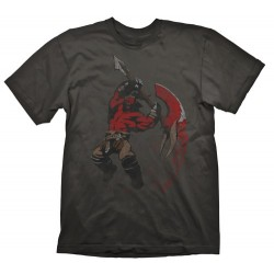CAMISETA DOTA 2 - AXE XL