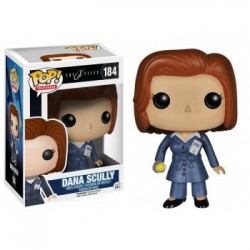 FIGURA POP EXPEDIENTE-X DANA SCULLY