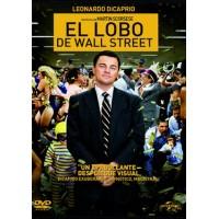 EL LOBO DE WALL STREET DVD